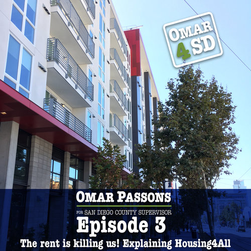 Episode 3: The rent is killing us! Explaining Housing4All and our plan to address the housing crisis