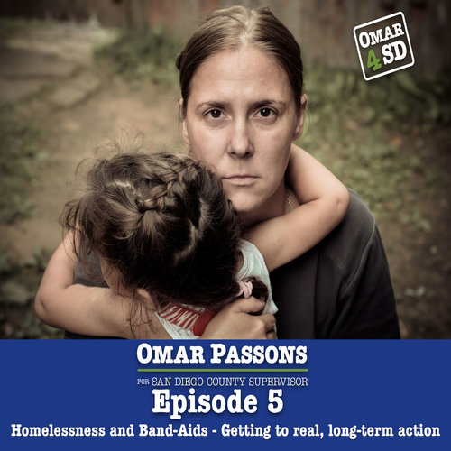 Episode 5: Homelessness and Band-Aids – Getting to real, long-term action