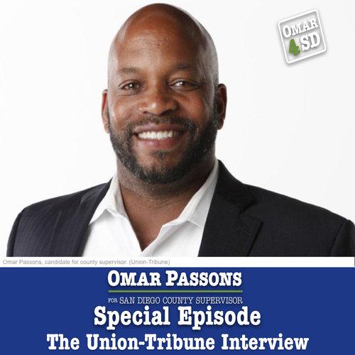 [Special Episode]: The San Diego Union-Tribune County Supervisor Endorsement Interview