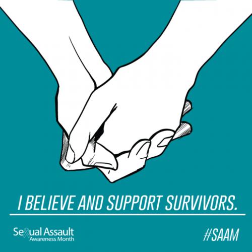 Sexual Assault Awareness Month – A reminder series