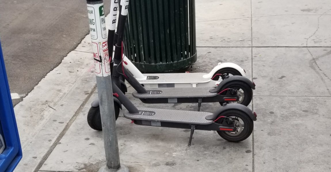 A word about Scooter laws in San Diego